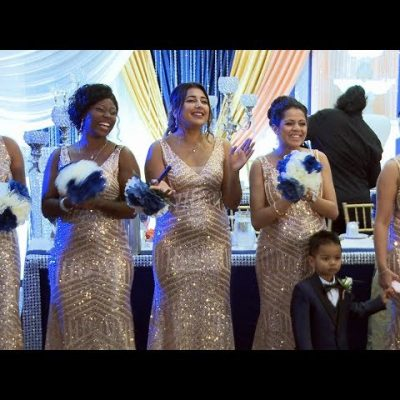 Grand Entrance Of Indian Wedding Reception In Toronto | GTA Indian Wedding Video Photo Production